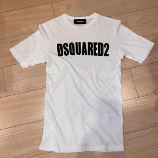 ディースクエアード(DSQUARED2)のDSQUARED2 ディースク ロゴTシャツ(Tシャツ/カットソー(半袖/袖なし))