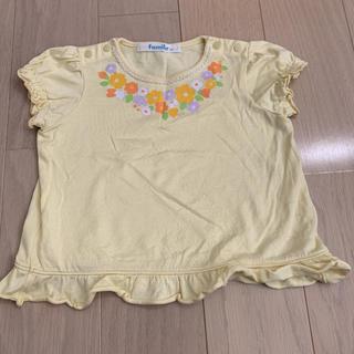 familiar - ファミリア♡Tシャツ70