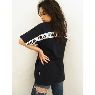 GYDA - 【GYDA×FILA】コラボ半袖Tシャツ
