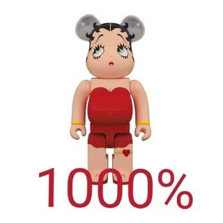 メディコムトイ(MEDICOM TOY)のMEDICOM TOY BE@RBRICKBetty Boop1000%(キャラクターグッズ)