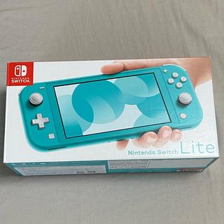 Nintendo Switch - 【中古品】Nintendo Switch  Lite ターコイズ