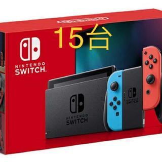 Nintendo Switch - ニンテンドー スイッチ ネオン switch