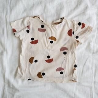 こどもビームス - organic zoo Tシャツ