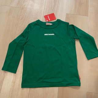 mikihouse - キッズ長袖Tシャツ