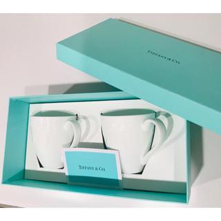 Tiffany & Co. - ティファニー テラスマグ ペア