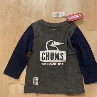 チャムス(CHUMS)のチャムズ キッズ長袖Tシャツ(Tシャツ/カットソー)