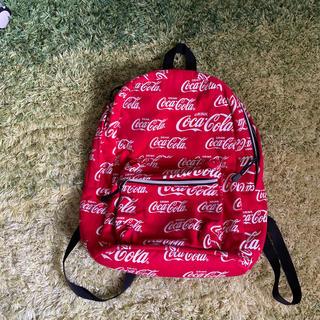 コカコーラ(コカ・コーラ)のコカコーラ リュック (バッグパック/リュック)