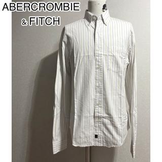 アバクロンビーアンドフィッチ(Abercrombie&Fitch)の◎フォロワー様限定◎ABERCROMBIE&FITCH ボタンダウンストライプ(シャツ)