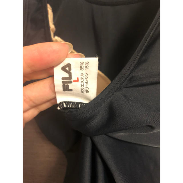 FILA(フィラ)のFILA 水着 競泳水着 ジム フィットネス レディースの水着/浴衣(水着)の商品写真