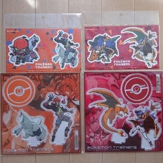 ポケモン - ポケモントレーナーズ Pokemon trainers ダンデ  キバナ