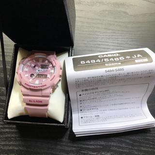 ジーショック(G-SHOCK)のG-SHOCK 腕時計 CASIO GAX-100CSA-4AJF(腕時計)
