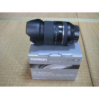 TAMRON - Tamron AF 16-300mm f/3.5-6.3 Nikon用