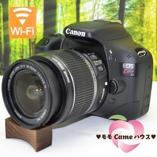 Canon - キヤノン Kiss X4一眼レフ☆スマホに写真転送OK♪1173
