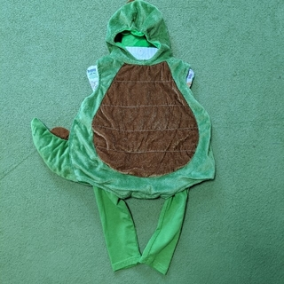 コストコ(コストコ)のハロウィン 子供 仮装 恐竜 ロンパース 70 80 90 男の子(ロンパース)