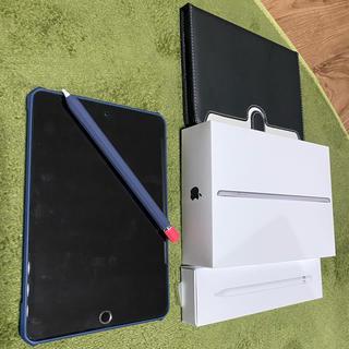 Apple - iPad MINI5 Wi-Fi 64 スペースグレーアップルペンシル 値下げ