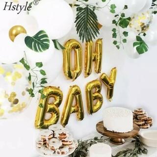 ★baby バルーン セット★ ウェルカムベイビー 出産祝い ベイビーシャワー(その他)