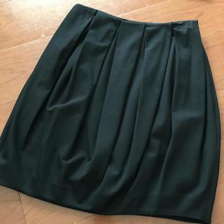 バーニーズニューヨーク(BARNEYS NEW YORK)のヨーコチャン  YOKO CHAN  バルーン スカート(ミニスカート)