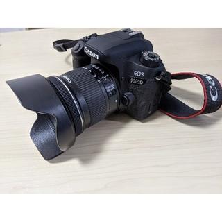 Canon - キヤノン Canon EOS 9000D EF-S10-18mm