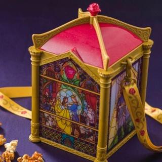 Disney - 美女と野獣 ポップコーンバケット