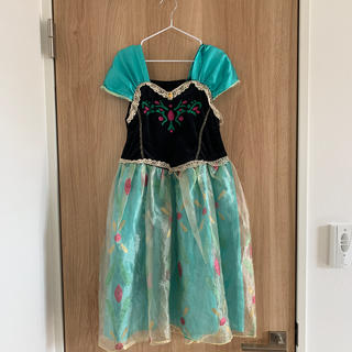 アナ ドレス 110センチ