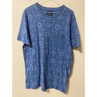 アバクロンビーアンドフィッチ(Abercrombie&Fitch)のAbercrombie&Fitch Tシャツ ペイズリー柄 (Tシャツ/カットソー(半袖/袖なし))