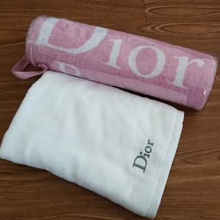 クリスチャンディオール(Christian Dior)のDior バスタオル セット (タオル/バス用品)