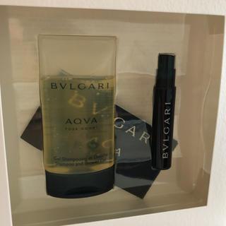 ブルガリ(BVLGARI)のブルガリ BVLGARI AQUA プールオム お試し品セット(その他)