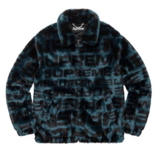 Supreme Faux Fur Repeater Bomber Jacket(ブルゾン)