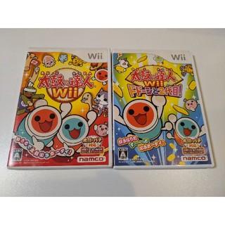 Wii - 太鼓の達人Wii ドドーンと2代目!