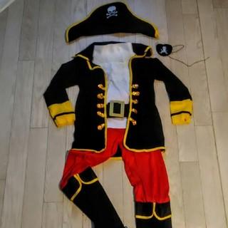 ディズニー(Disney)の【ハロウィン🎃数量限定応援】カリビアン海賊キッズ☠️6点/110cm〜/新品(その他)