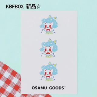 ケービーエフ(KBF)のオサムグッズ ポストカード ベティブルー(キャラクターグッズ)