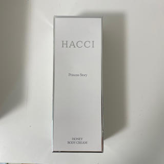 ハッチ(HACCI)のHACCI ボディクリーム180ml(ボディクリーム)