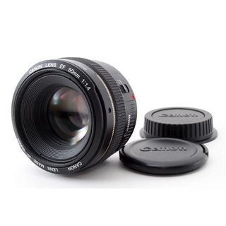 Canon - ★単焦点レンズ★キヤノン CANON EF 50mm F1.4 USM