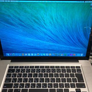 Apple - MacBook Pro 15  2019Office等多数インストール済