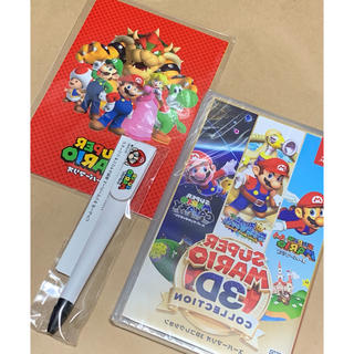 Nintendo Switch - マリオ3D🌟新品未開封🌟特典付き
