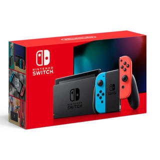 Nintendo Switch - 【新品未開封】Nintendo Switch  ネオン