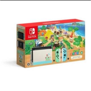 Nintendo Switch - 【新品、未使用、未開封】任天堂 Switch あつまれ どうぶつの森 セット