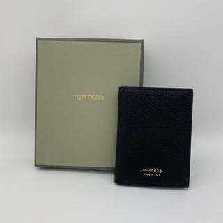 トムフォード(TOM FORD)のトムフォード TOMFORD クレカケース カードケース 日本未発売(名刺入れ/定期入れ)