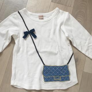 プティマイン(petit main)のmii様 専用🌈petit main プティマイン 120cm 小さめ (Tシャツ/カットソー)