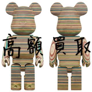 メディコムトイ(MEDICOM TOY)のBE@RBRICK カリモク HAROSHI 400% SPECIAL(模型/プラモデル)