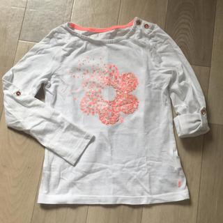okaidi スペイン ブランド インポート ロンT 美品 120〜130cm(Tシャツ/カットソー)
