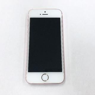 Apple - softbank iPhoneSE 16GB ローズゴールド