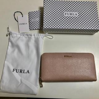 フルラ(Furla)のFURLA フルラ ラウンドファスナー 財布(長財布)