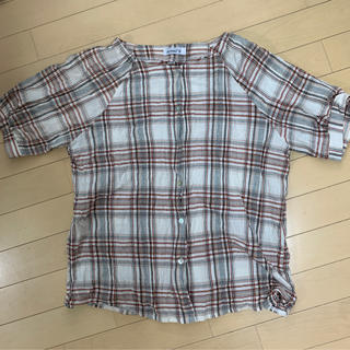 ホッピン(HOTPING)のHOTPING チェックシャツ(シャツ/ブラウス(長袖/七分))
