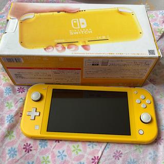 Nintendo Switch - Nintendo Switch NINTENDO SWITCH LITEイエロー