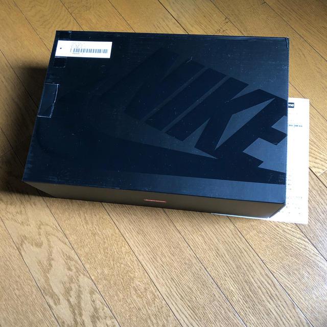 Supreme(シュプリーム)のSUPREME NIKE AIR FORCE 1 LOW WHITE 27㎝ メンズの靴/シューズ(スニーカー)の商品写真