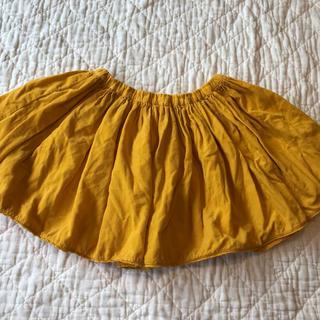ボンポワン(Bonpoint)のボントン BONTON スカート 6a(スカート)
