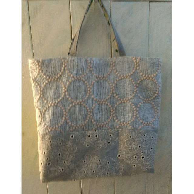 mina perhonen(ミナペルホネン)のミナペルホネン トートバッグ♡ レディースのバッグ(トートバッグ)の商品写真