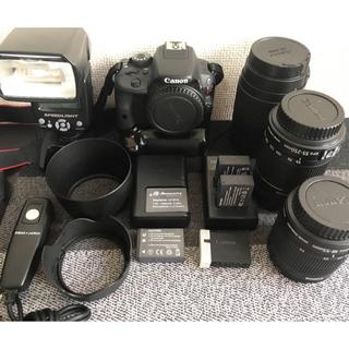Canon - Canon EOS X7