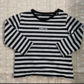 コムサイズム(COMME CA ISM)のコムサイズム ボーダーロンT(Tシャツ)